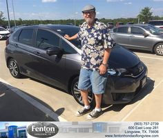 https://flic.kr/p/ysMvQm | #HappyBirthday to Donald from Brian Vermillion at Fenton Honda of Longview! | deliverymaxx.com/DealerReviews.aspx?DealerCode=RFWA