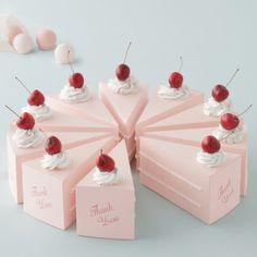 Boxed Wedding Favors - Martha Stewart Weddings Favors