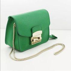 Furla Metropolis Mini Crossbody Bag A very very beautiful bag Furla Bags…