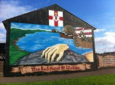 """It wasn't that long ago that Belfast was better known for daily bombings, not Game of Thrones tours. Thankfully, peace arrived in Northern Ireland in 1998, formerly ending """"The Troubles,"""" but a 3-mile-long, 18-foot-high """"peace wall"""" remains that serves as a daily reminder of the bloody battle between British loyalists on Shankill Road and the Irish nationalists on Falls Road. Northern Ireland has regular talks about bringing the wall down"""