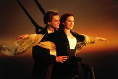 Titanic, 1997 No one will ever stand at the bow of the boat and not do this.