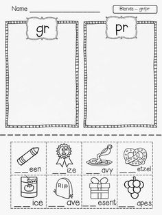 This morning I am linking up with Teaching Trio for their Sunday Scoop linky party. Here is a Blends freebie! Phonics Reading, Teaching Phonics, Student Teaching, Teaching Reading, Jolly Phonics, Teaching Spanish, Reading Skills, Guided Reading, Reading Comprehension