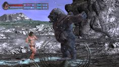 Age Of Barbarian, Sword And Sorcery, Videogames, King, Horses, World, Animals, Animales, Animaux