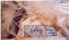 Danny Wise etichetta , Danny Wise logo .