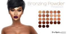 Bronzing Powder (mega-pack) by MAC **……