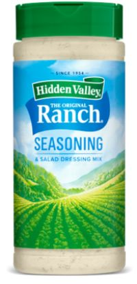 Baked Crispy Chicken Wings with Buttermilk Ranch Recipe ½ cup flour tablespoon Hidden Valley® Original Ranch® Salad Dressing and Seasoning Mix Shaker ( Ranch Pasta, Ranch Dip, Ranch Chicken, The Ranch, Chicken Wings, Chicken Tenders, Buffalo Chicken, Chicken Breasts, Ranch Dressing Recipe