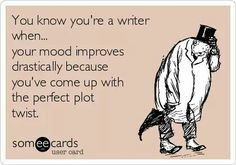 It absolutely does when the perfect plot twist comes up ^^