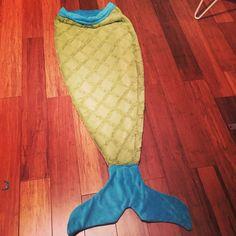 free mermaid tail dress up pattern