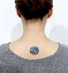 Blue Earth Tattoo