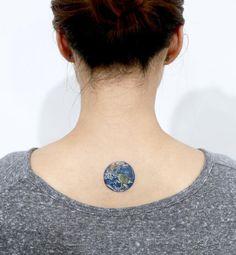 Blue Earth Tattoo