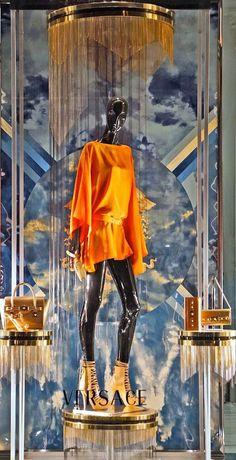 VCG Colourlink Inspiration Window Display Visual Merchandising Summer 2015 Ibiza…