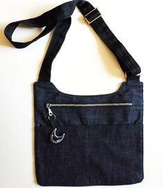 The Flat Bag - Les tutos de mam'zelle Jeannette