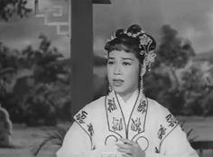 中文電影及亞洲電影: 1958 《香銷十二美人樓》  任劍輝 芳艷芬 陳錦棠