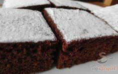 Extra jemné, lahodné croissanty s čokoládou Easy Desserts, Nutella, Cooker, Nom Nom, Food And Drink, Menu, Pudding, Sweets, Baking