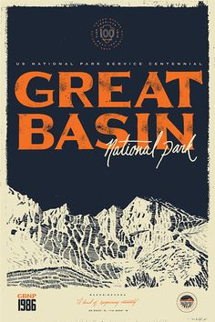 Great Basin National Park.