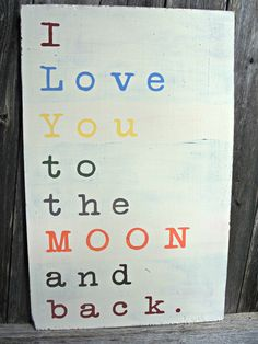 I LOVE you to the Moon and Back  Baby shower by CastleInnDesigns, $34.95