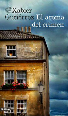 [Agosto - 2015] - El aroma del crimen. Me ha encantado. Novela negra que se desarrolla en San Sebastián y en la que está muy presente el mundo de la cocina.