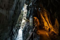 Crestasee Bad Ragaz, Swiss Alps, Waterfall, Hiking, Wanderlust, Travel, Outdoor, Reportage, Teller