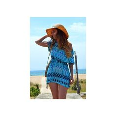 Summer day!! ❤ liked on Polyvore  http://janna.miche.com