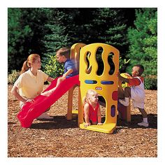 """Little Tikes - Hide and Slide Climber - Little Tikes - Toys""""R""""Us"""