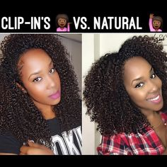 #Repost @happycurlhappygirl  Can you tell by now how much I love my @kinkycurlyyaki clip ins??  They blend so well with my natural hair and came in handy for some fun during the holidays!  of course u can always use my code 'Happycurlhappygirl' to save $$ on purchases of $200 or more!  #KinkyCurlyYaki #naturalhair #naturalhairdoescare #luvyourmane #healthy_hair_journey #protectivestyles #naturalhairclipins #teamnatural_ #curlbox #naturalhaircommunity #nhdaily #hair2mesmerize #berrycurly…