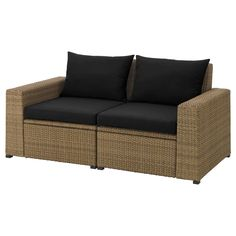 IKEA offers everything from living room furniture to mattresses and bedroom furniture so that you can design your life at home. Check out our furniture and home furnishings! Outdoor Seat Pads, Outdoor Cushion Covers, Outdoor Cushions, Outdoor Sofa, Futon Sofa, Ikea Exterior, Modulo 2, Modular Corner Sofa, Outdoor Spaces