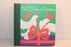 The Night Before Christmas by Robert Sabuda and Clement C. Moore (2002) #RobertSabuda