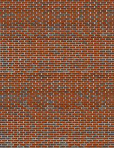 HO brick wall