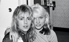 Roger and Debbie Harry
