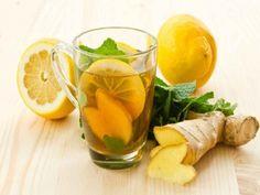 Receita 5 maneiras de perder peso com limão e gengibre