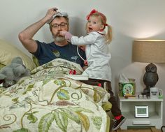 """World's Greatest Father - Dr. Alice """"She's going to give Doogie Howser a run for his money."""""""