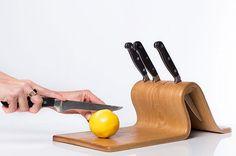 Tabla y cuchillos