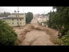 Dramatische Bilder aus Simbach am Inn - pnp.de - YouTube