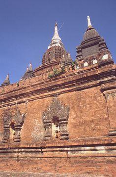 Nagayon Temple, Bagan Bagan, Buddhist Temple, 12th Century, Another World, Buddhism, Monument Valley, Mystic, Taj Mahal, Asia