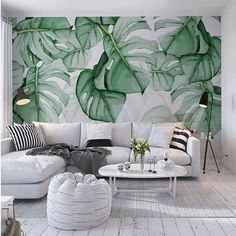 5 Rewarding Tricks: Natural Home Decor Ideas Feng Shui natural home decor bedroom beach houses.Natural Home Decor Rustic Master Bath natural home decor diy etsy.Natural Home Decor Diy Tree Branches. Green Leaf Wallpaper, Wallpaper Wall, Modern Wallpaper, Custom Wallpaper, Leaves Wallpaper, Bedroom Wallpaper, Nature Wallpaper, Wallpaper Ideas, Forest Wallpaper