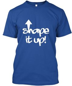 Alright people! I hear you. There's more... Shape it up with this specially designed Tee for your gym, weightlifting, cardio, zumba etc.Make sure you tag #Designermomrocks on Pinterest and Instagram as I wannasee some muscles! Not available in the stores. So grab yours today!