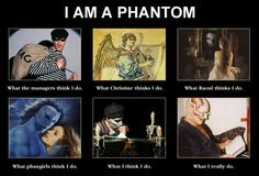 I am a phantom