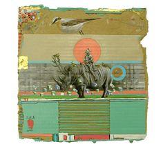 Cardboard Paintings by Mario Soria | InspireFirst