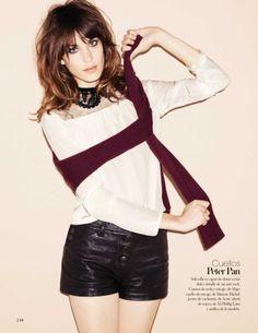 fashionising:    Alexa Chung