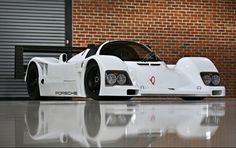 This All-White Porsche 962C Could Be The Prettiest Racing Car Ever - Petrolicious