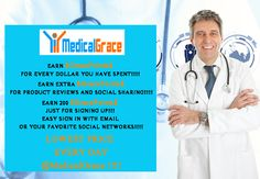 We value our loyal customers and they get rewarded every time @MedicalGrace.com