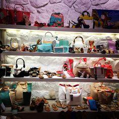 Shopping :) :) Source, Fira Santorini