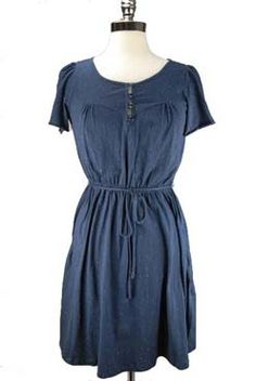 speck flutter sleeve dress- on sale