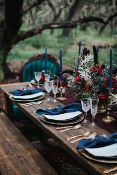 With real Wiccan wedding ideas this inspo will but a spell on you! Wiccan Wedding, Gothic Wedding, Forest Wedding, Autumn Wedding, Medieval Wedding, Horror Wedding, Wedding Centerpieces, Wedding Table, Our Wedding