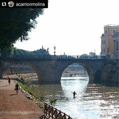 Bonita foto de #Murcia. Recomiendo seguir a @acarrionmolina.  #Repost @acarrionmolina  #PuenteViejo #Murcia #MiMurcia