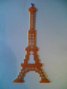 Tour Eiffel perler beads by Angelique W. - Perler® | Gallery