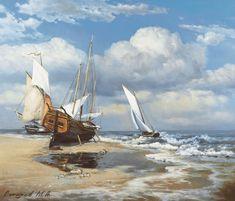 Paintings Michael Satarov