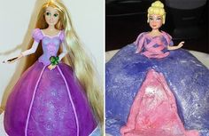 Photos: Pinterest.com~~Holy Moly! Barbie sure has gained weight!