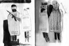 Ilustracja: Ania Jaworska-Kruk #pracowniagrafiki #rewolucja #radar