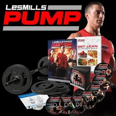 Engineer your perfect body with LES MILLS PUMP. This barbell-based rapid weight loss and accelerated strength-training program incinerates calories to help give you the ultimate tight, toned, and lean body you want. The secret is THE REP EFFECT, which requires that you use lighter weights at a higher rate of repetition so you can burn up to 1,000 calories per workout and get leaner faster. #LesMills #Pump #barbell #muscle #fitness #athomeworkout